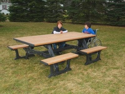 Ada Accessible Commons Table