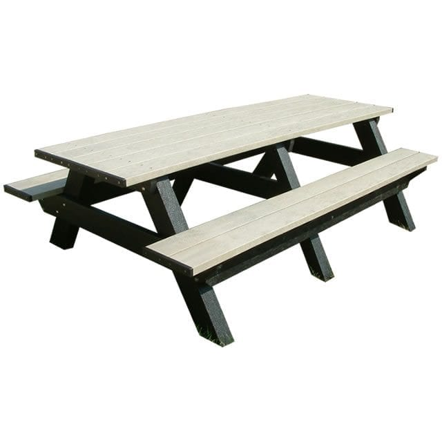 8′ Deluxe Picnic Table