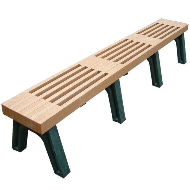 EMB800 8′ Elite Mall Bench