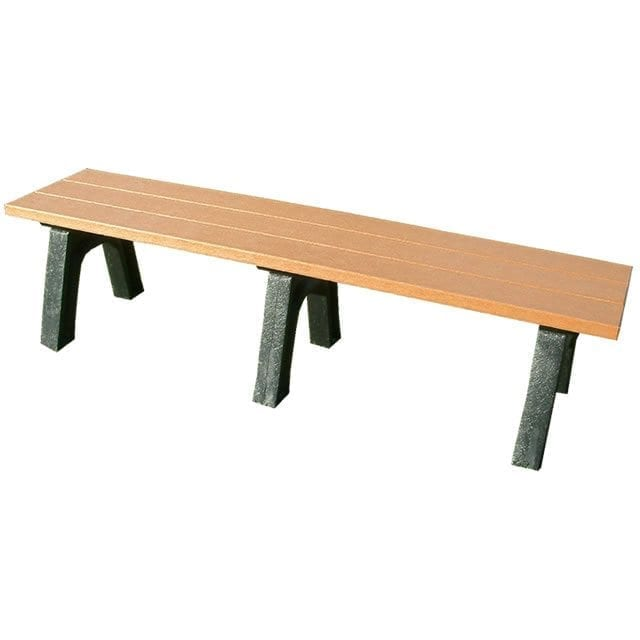 SMB600 6′ Standard Mall Bench