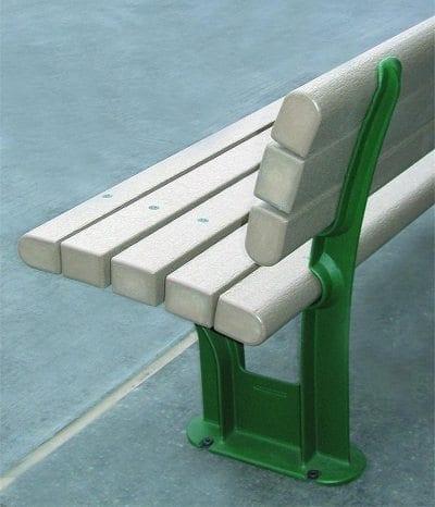 End Detail Of Balance Seat
