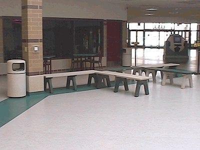 Lobby Bench