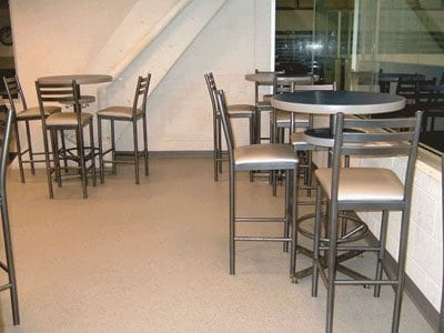 Round Bar Tables With Stools