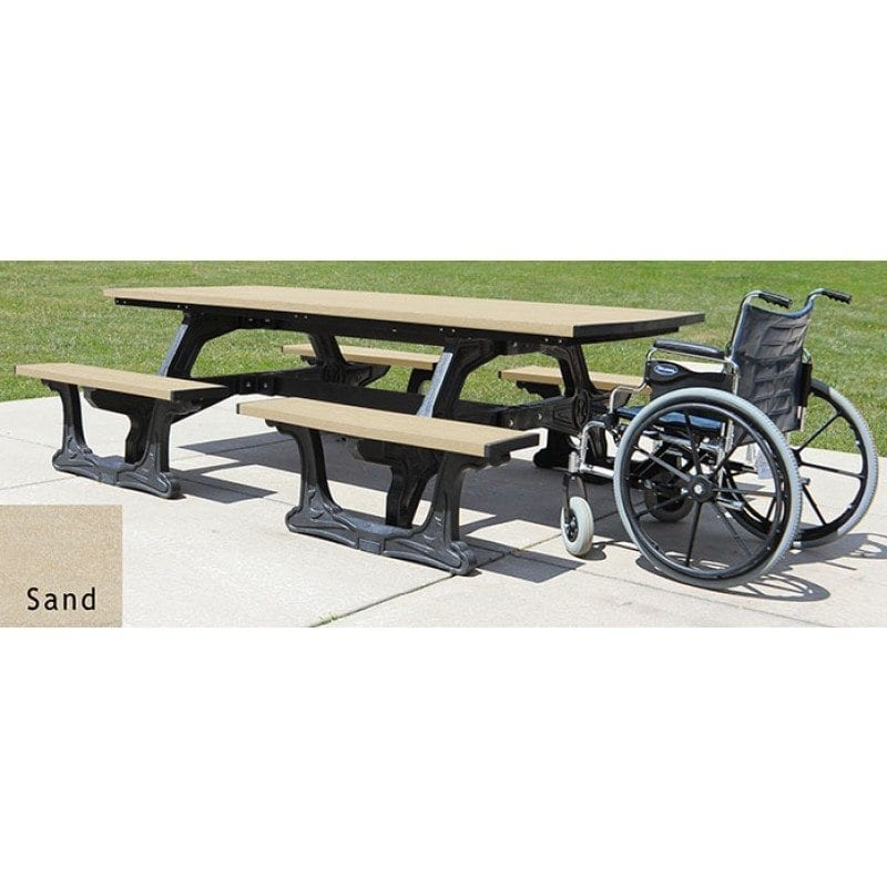 ADA-Accessible The Commons Table