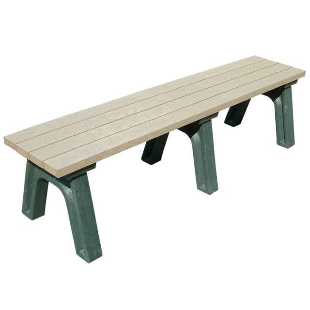 DMB600 6′ Deluxe Mall Bench