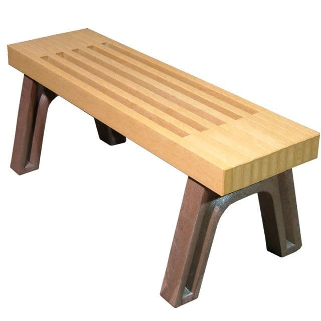 EMB400 4′ Elite Mall Bench