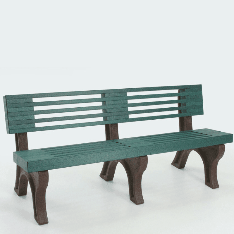 EPB600 6′ Elite Park Bench