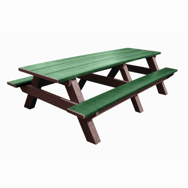 8′ Standard Picnic Table
