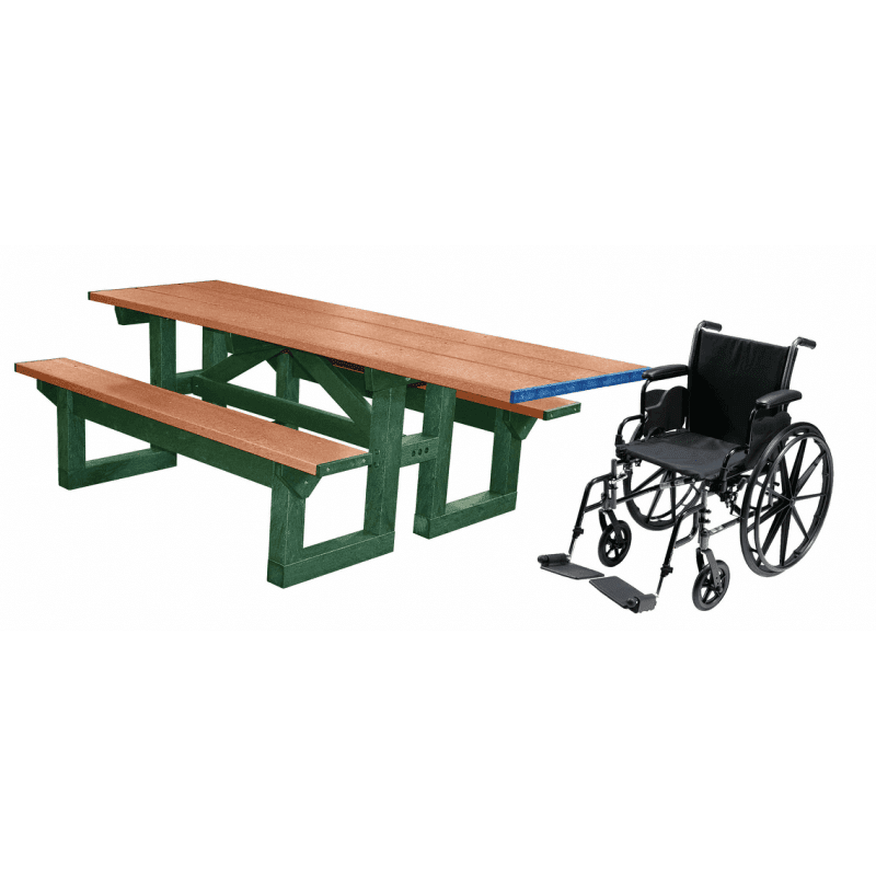 ADA Accessible Box Table