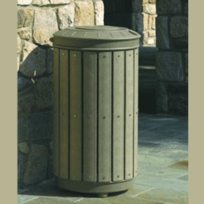 Balance Trash Bin