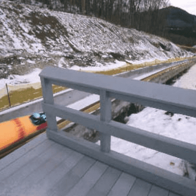 Bobsled Run