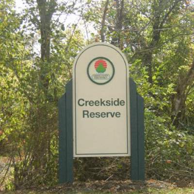 Greene County Nature Marker