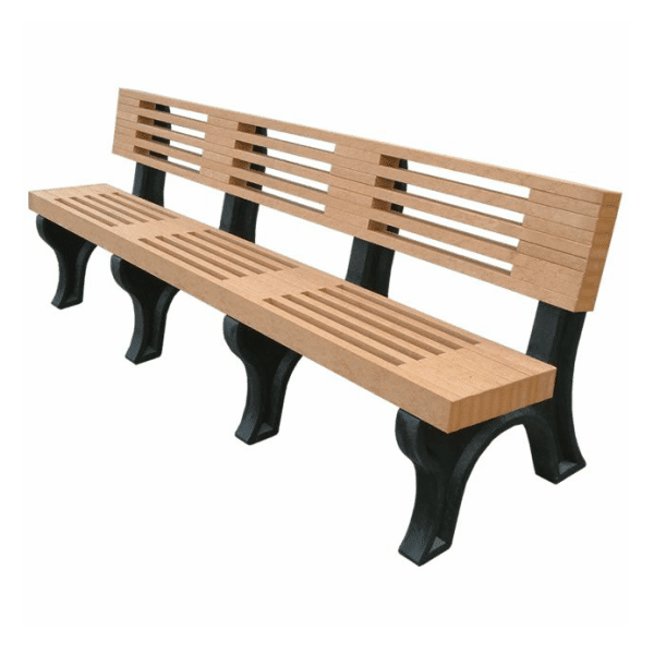 EPB800 8′ Elite Park Bench