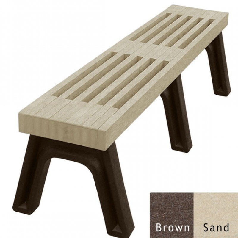 EMB600 6′ Elite Mall Bench